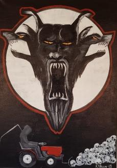 Satan och liemannen SÅLD